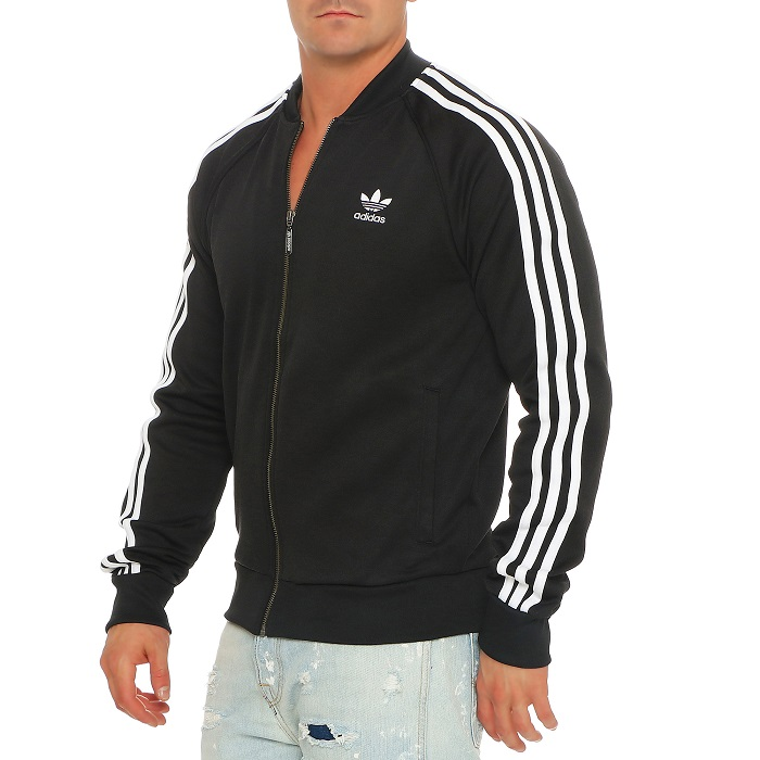 adidas herren trainingsjacke superstar originals jacke sst. Black Bedroom Furniture Sets. Home Design Ideas