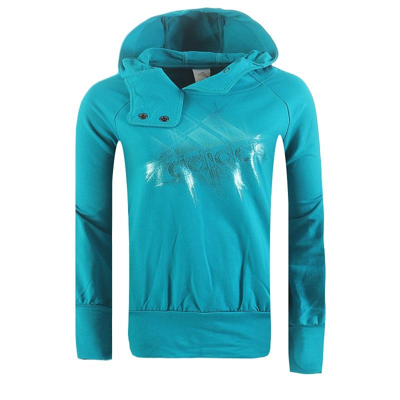 adidas q3 damen kapuzenpullover hoodie sweat pullover hoody fitness xs xl neu ebay. Black Bedroom Furniture Sets. Home Design Ideas