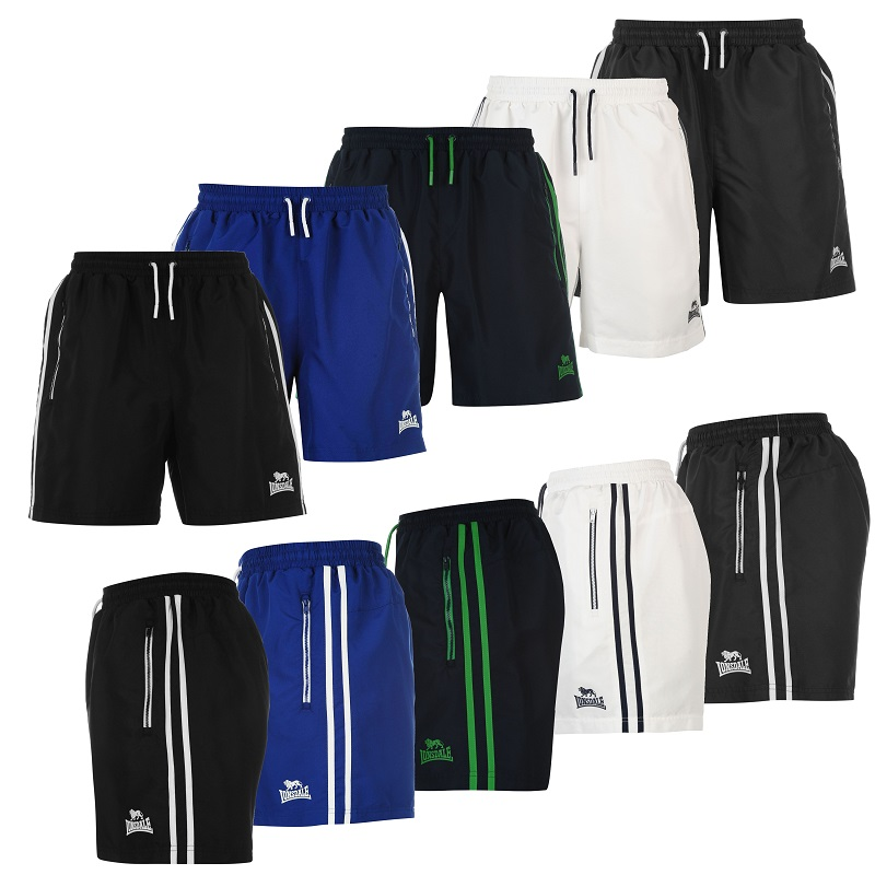 lonsdale 2s herren shorts bermuda hose sporthose sn64. Black Bedroom Furniture Sets. Home Design Ideas