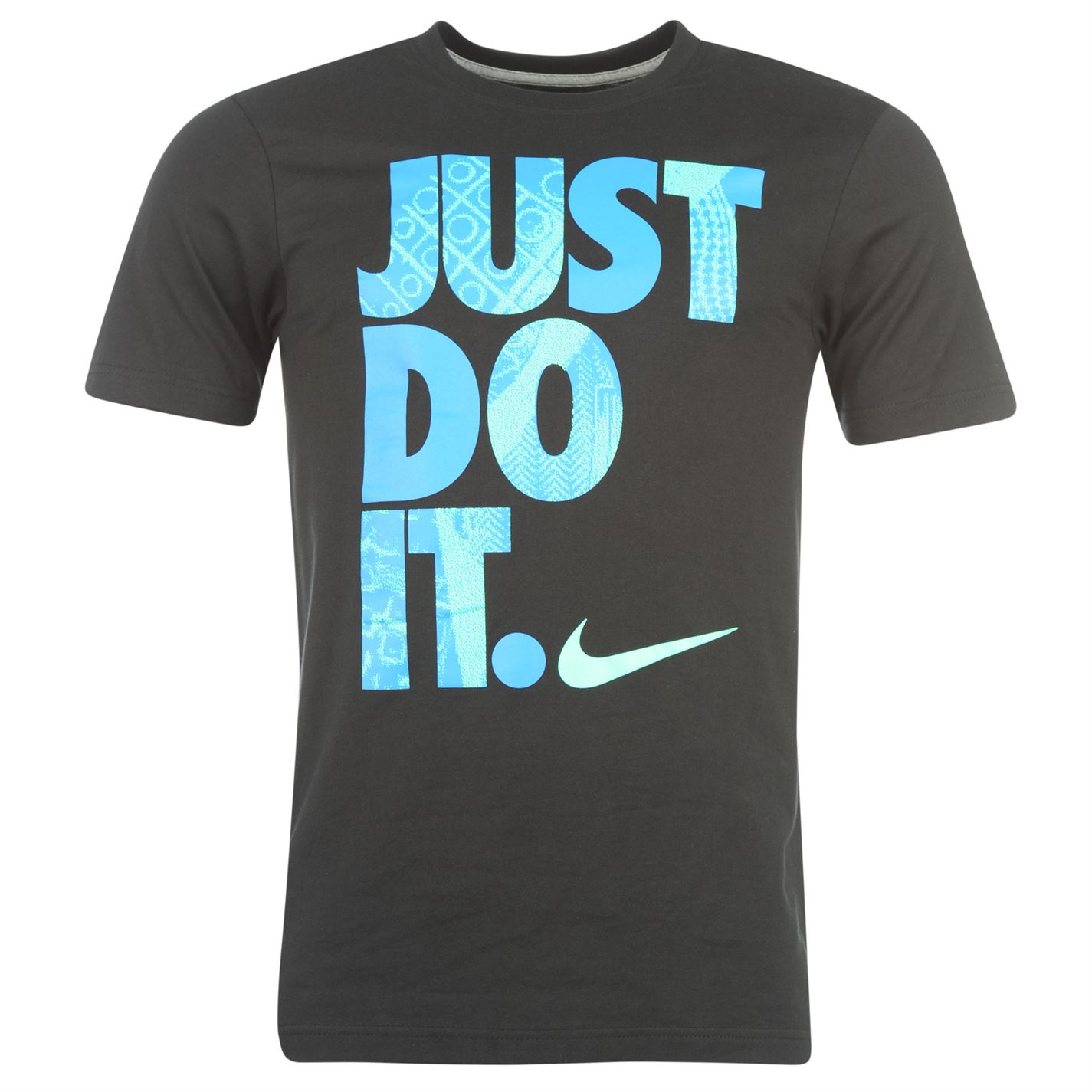 Nike T Shirts Just Do It Nike Herren T-Shirt Ju...