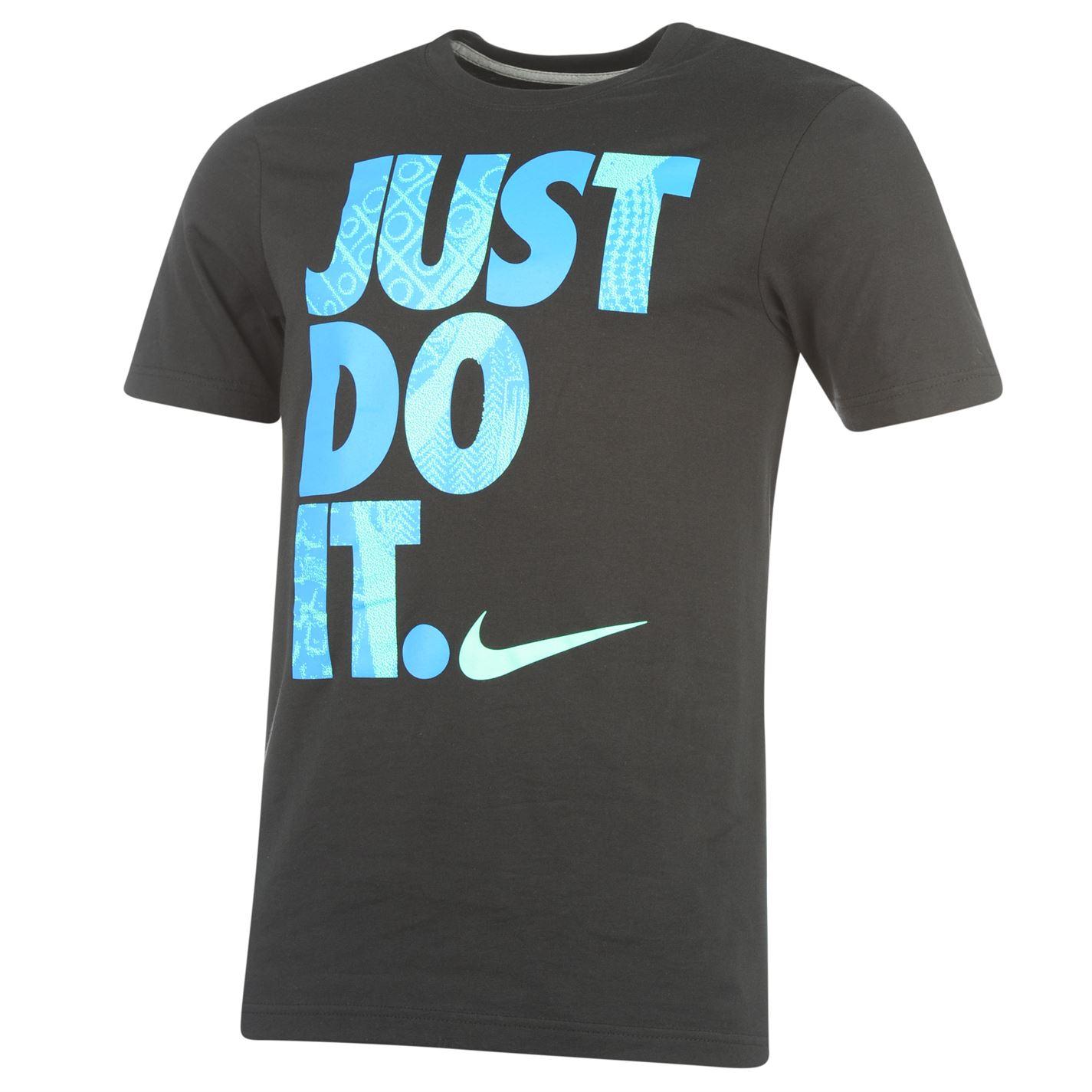 Nike Herren T-Shirt Just Do It Shirt S M L XL 2XL XXL ...