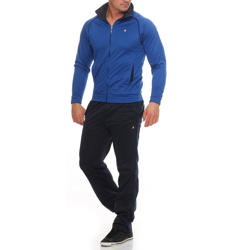 champion herren trainingsanzug marineblau anzug fu ball. Black Bedroom Furniture Sets. Home Design Ideas