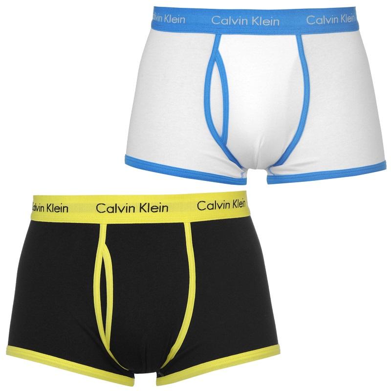 calvin klein 2er pack 2x boxershorts herren unterhose. Black Bedroom Furniture Sets. Home Design Ideas