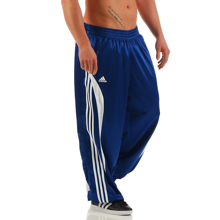 adidas basketball jogginghose hose lang herren training sporthose m 4xl blau neu ebay. Black Bedroom Furniture Sets. Home Design Ideas